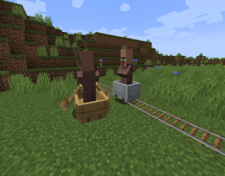 Capturing and Transporting Your Villagers