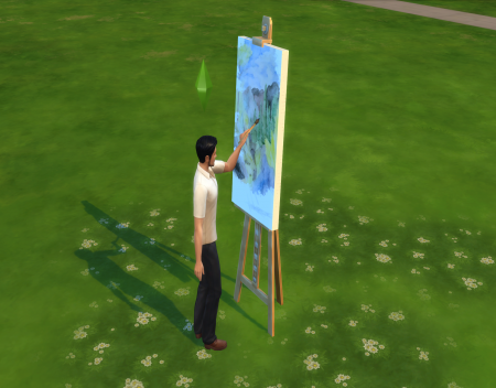 Getting Rich Off Paintings