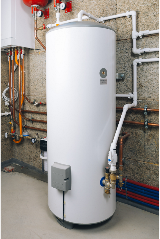 water heater unit service cost