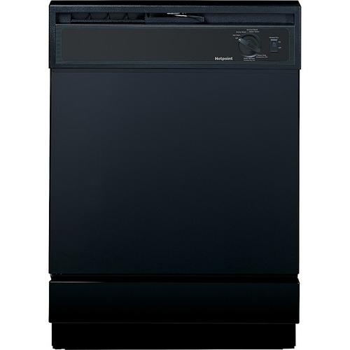 Hotpoint Dishwasher Model HDA2100HBB
