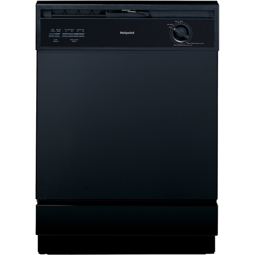 Hotpoint Dishwasher Model HDA3600KBB