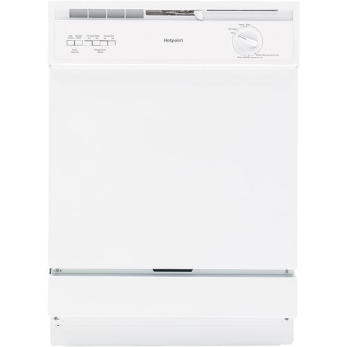 Hotpoint Dishwasher Model HDA3600KWW