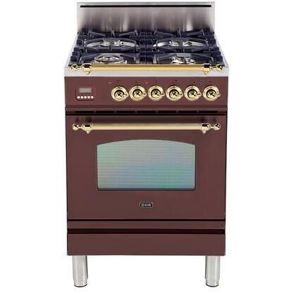 Ilve Range Model UPN60DVGGRB
